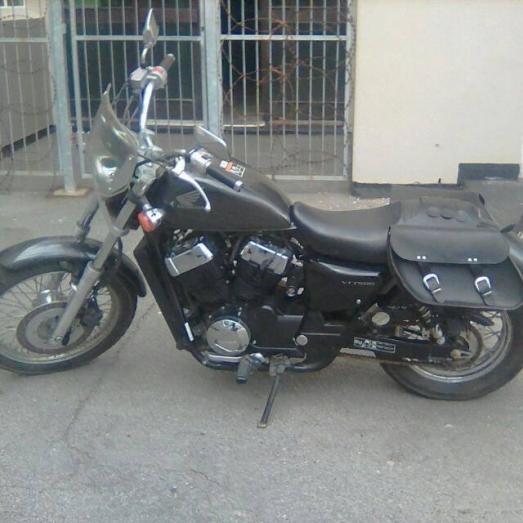 Honda VT750S Bike