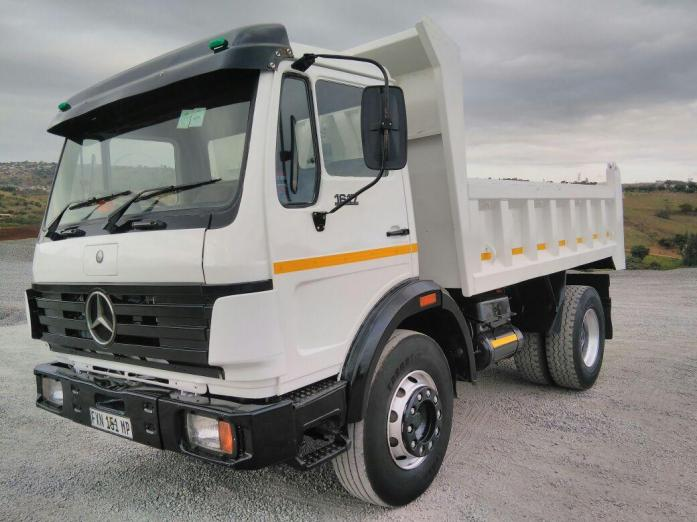 MERCEDES BENZ 1617 FOR SALE