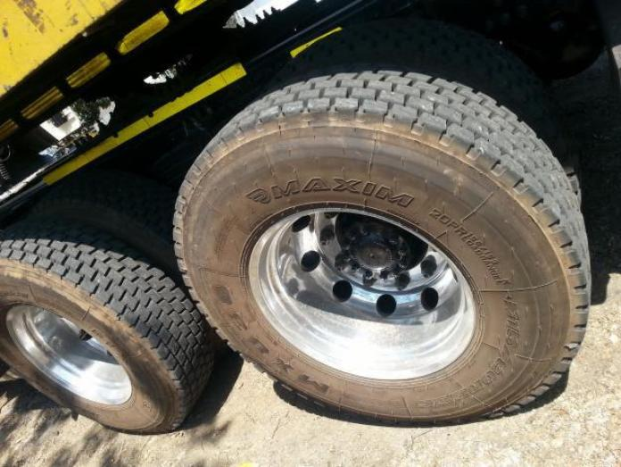 SECOND HAND TRUCK TYRE'S WITH 50-90% TREAD DEPTH FOR SALE