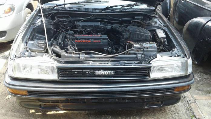Toyota conquest  twin cam 16v