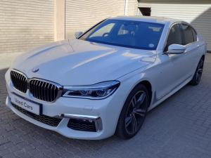 2017 BMW 7 Series 750i Msport