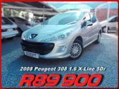 2008 Peugeot 308 1.6 X-line for sale