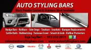 Nudge Bars, Rollbars, Steps & Covers Promotions