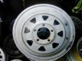 Toyota Hilux Epoxy rims 16 inch
