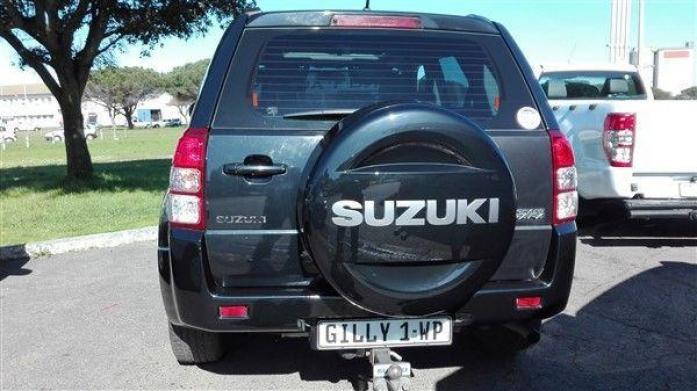 2014 Suzuki Grand Vitara 2.4i Summit 4x4