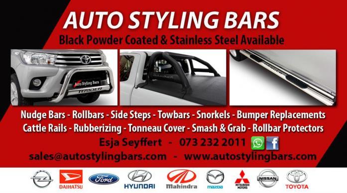 Ranger & Hilux Nudge Bars, Rollbars, Covers Etc