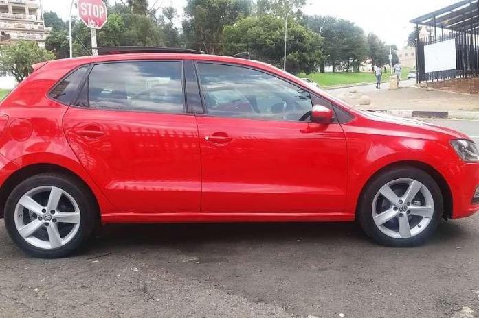 VW Polo TSI FINANCE AVAILABLE 2014