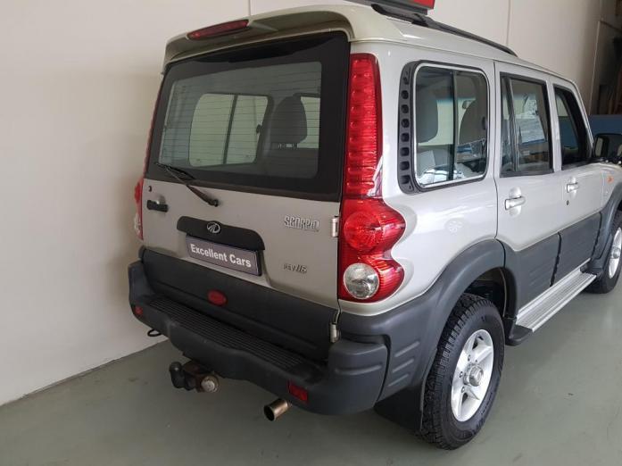 2007 Mahindra Scorpio 2.0 4x2 7-seater  For Sale