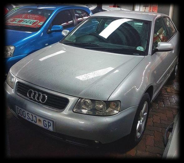 Audi A3 2002 Silver for Sale