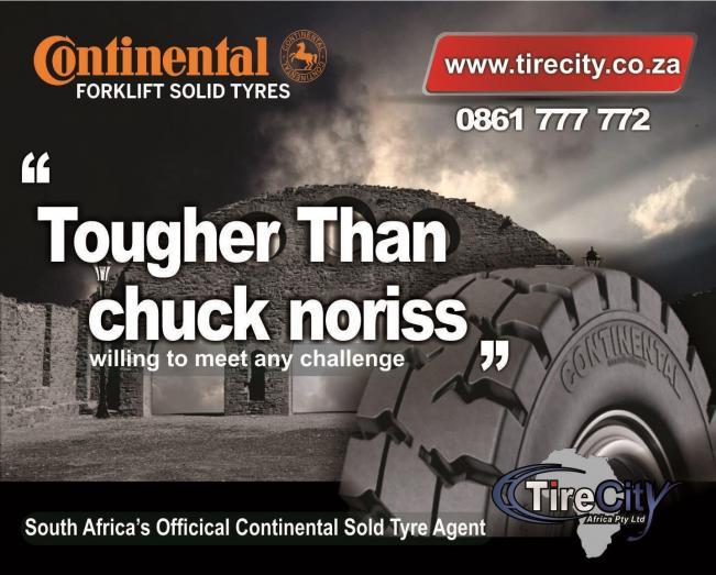 Durban Forklift Tyre Dealer