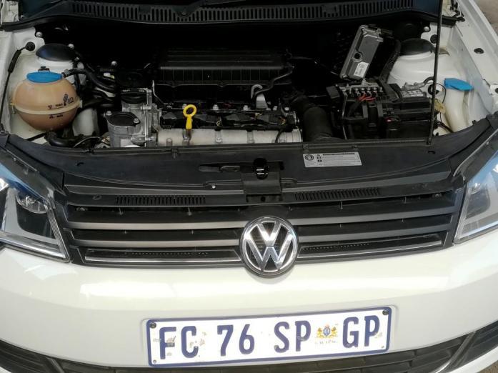 Polo Vivo 1.4 litres 2016