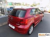 Red polo tsi 2014 in a very good condition for sale