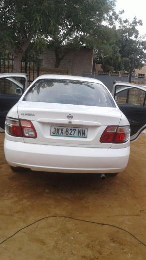 2005 Nissan Almera 1.6 Comfort for sale Brits
