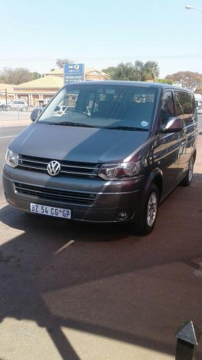 2011 VW Kombi 2.0 Tdi