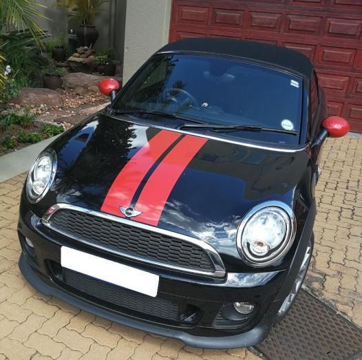 2016 Mini Cooper 1.6i Convertible - Rent to Own
