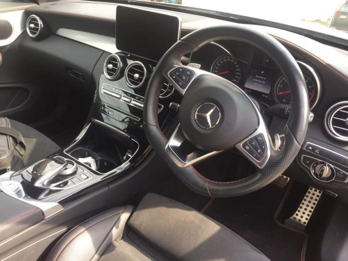 2017 Mercedes Benz C43 AMG Convertible - Rent to Own