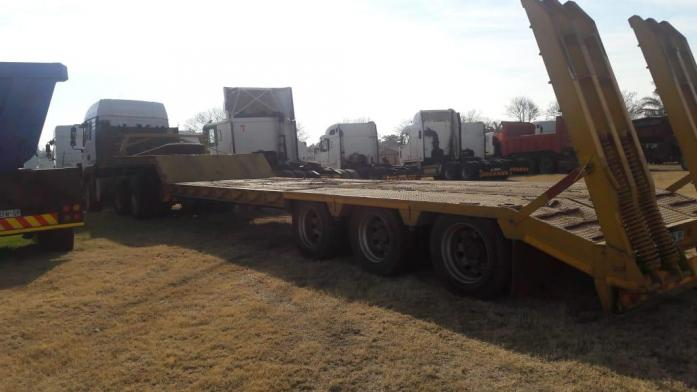 DIRECT CONTRACT GUARANTEED ON PURCHASE OF TRUCKS AND TRAILERS FROM US