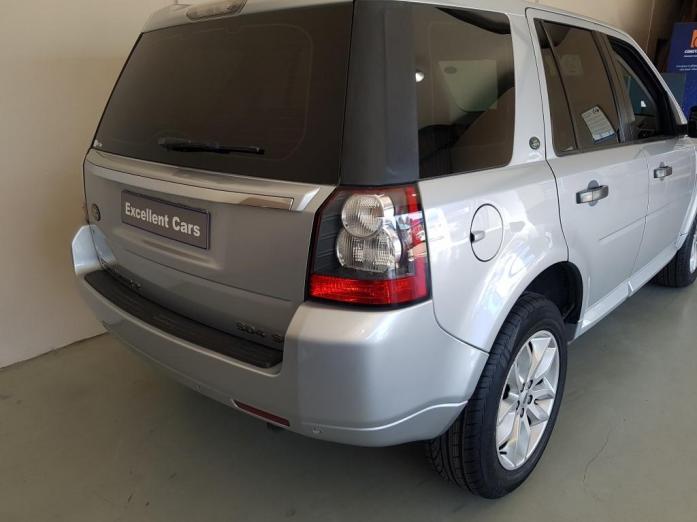 Land Rover Freelander 2 2.2 D SE AT