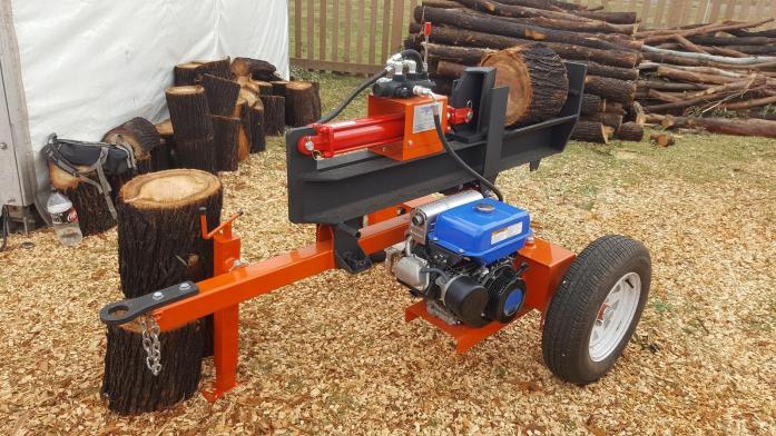 TOMCAT Model 450 HV Log splitter