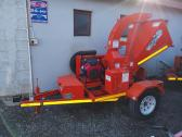 2016 TOMCAT Model 150 CDE HD Wood Chipper second hand