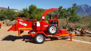 2017 TOMCAT Model 150 AFE Wood Chipper second-hand unit