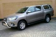 2017 Toyota Hilux 2.8 GD-6 RB Raider D/Cab