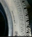4 x 16 inch Michelin tyres