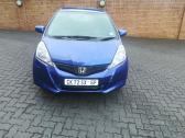 Blue 2012 Honda Jazz, 91,000km, R75,000