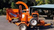 2017 TOMCAT Model 200 AFE wood chipper second hand