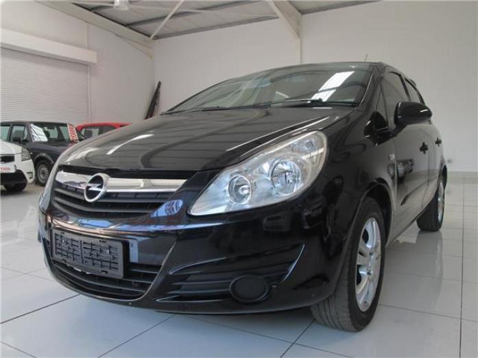 2008 Opel Corsa 1.4 Enjoy 5-door A/T