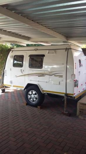 2014 Panther Alpha Off-Road Caravan For Sale