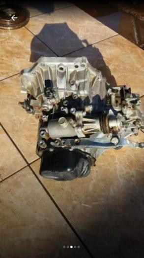 Toyota Run-x/Corrolla 4zz 5speed gear box