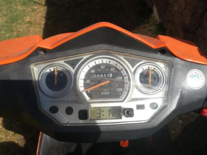 Big Boy 150 Scooter