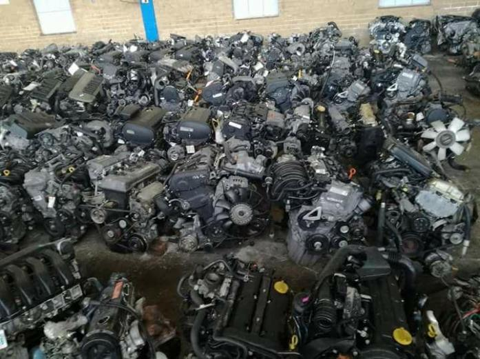 Buy your brand New and Used Engines and gearboxes, we have engines and gearboxes in stock