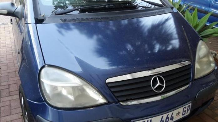 Mercedes Benz A Class - Non Runner