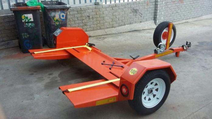PIGGY BACK TRAILERS FOR HIRE