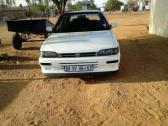FRESH TOYOTA TAZZ 1.3 CONQUEST- LOW MILEAGE FULL S/H