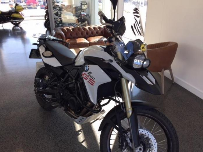 2014 BMW F800GS for sale