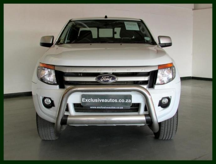 2014 Ford Ranger 3.2TDCi XLS P/U Sup/Cab