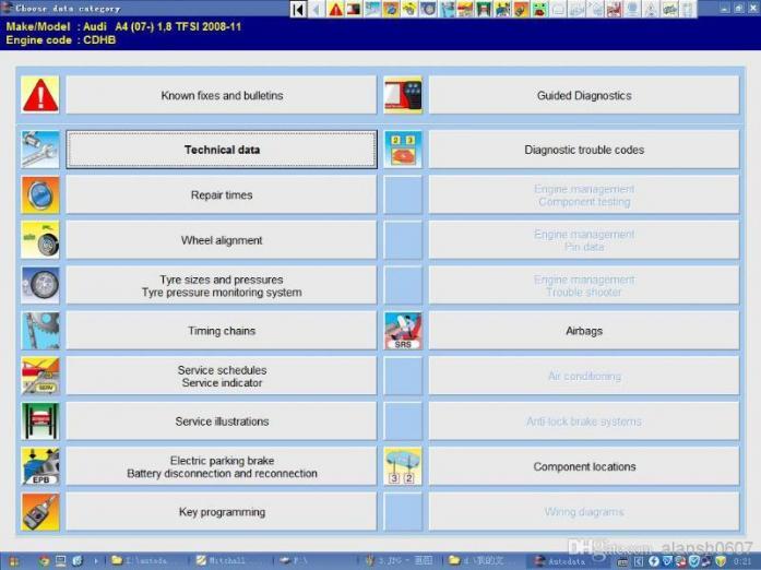 AutoData Mechanic Technicians.I Instal+Activate for U.Give U 1x Disc