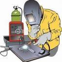 Special steel welding repairs