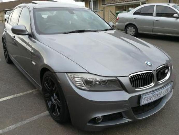 2010 BMW 320i M-SPORT 6 SPD R124 990.00 or +-R2790pm