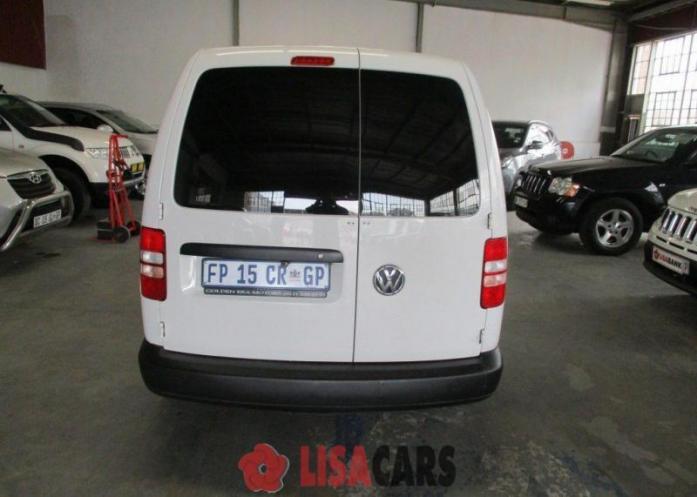 VW CADDY MAXI 2.0 TDI P/V