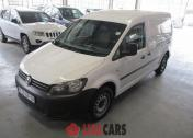 VW CADDY MAXI 2.0 TDI P/V