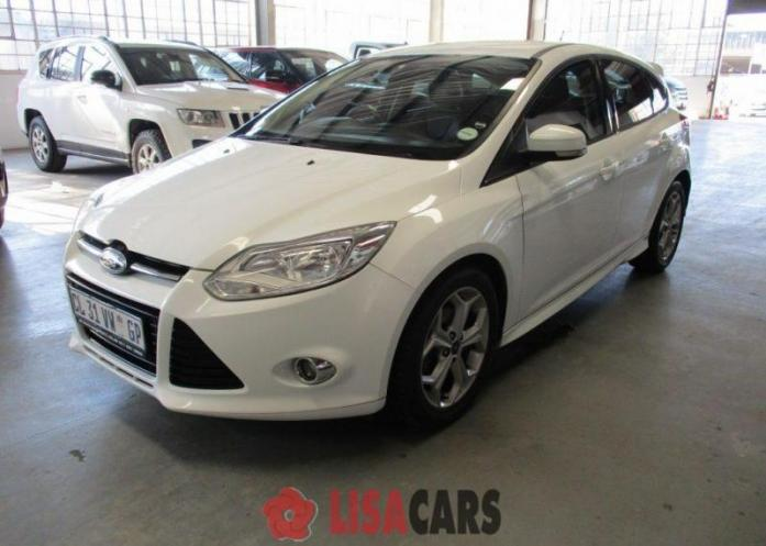 FORD FOCUS 2.0 TDCI TREND POWERSHIFT 5DR