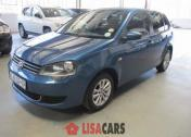 VW POLO VIVO GP 1.4 TRENDLINE 5DR (BLUE) 2016