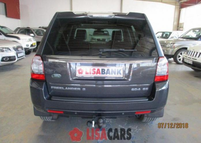 LAND ROVER FREE LANDER 2.2 SD4 SE A/T PAY R4800 A MONTH !!