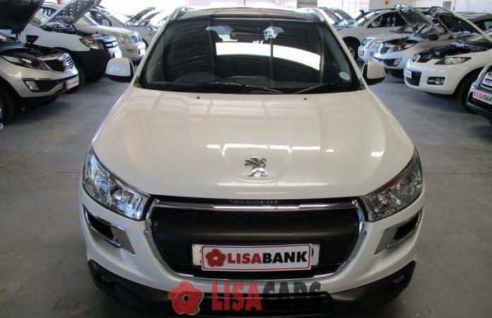 PEUGEOT 4008 2.0 ALLURE 4X4 PAY 3600 A MONTH !!!