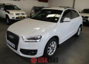 AUDI Q3 2.0TDI MANUAL PAY FROM R4500 A MONTH !! 0% DEPOSIT UP TO 72 MONTHS TO PAY !!