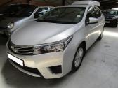2016 Toyota Corolla 1.4D Prestige